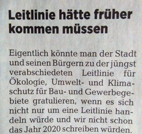 """Grammatisches Geschlecht (1): """"Die Stadt und seine Bürger"""""""