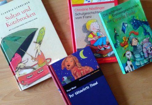 Vorlesen in der Grundschule: 1. und 2. Klasse